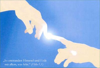 Himmel und Erde: Postkarten