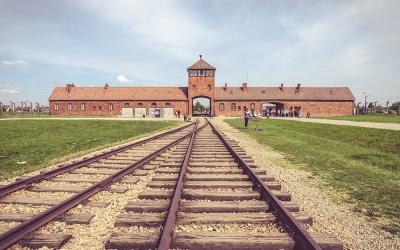 Besuch in Auschwitz