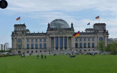 Berlin-Fahrt 2018 mit Ehrenamtlichen