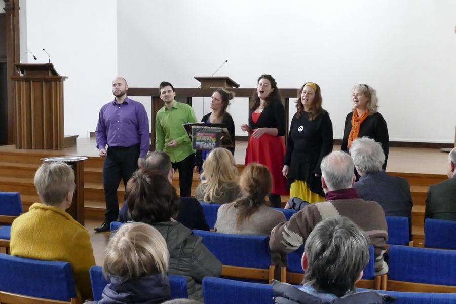 Rückblick Stiftungsfest